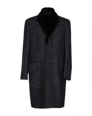 Пальто OVADIA & SONS NEW YORK. Цвет: свинцово-серый