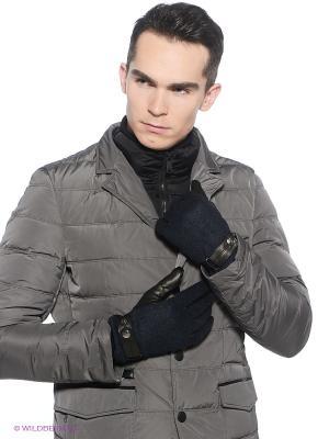 Перчатки Eleganzza. Цвет: темно-синий, черный