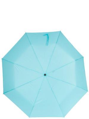 Зонт Labbra. Цвет: голубой, светло-голубой