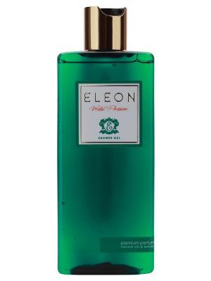 Eleon коллекция парфюмера гель для душа Wild passion. Цвет: зеленый