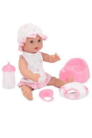 Набор Кукла Энни Melissa & Doug. Цвет: розовый, белый