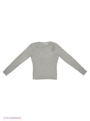 Пуловер Cleverly. Цвет: серый