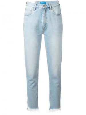Джинсы Mimi Mih Jeans. Цвет: синий