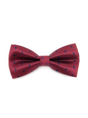 Галстук-бабочка Churchill accessories. Цвет: темно-синий, синий, темно-бордовый, темно-красный, бордовый, красный