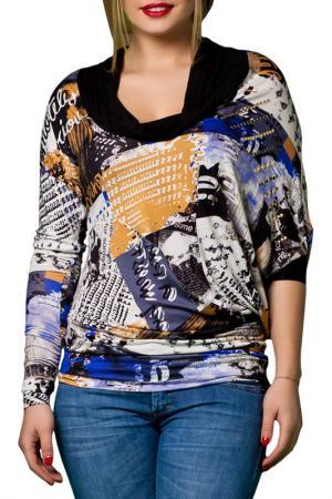 Блузка JOELLE JO'ELLE. Цвет: мультицвет