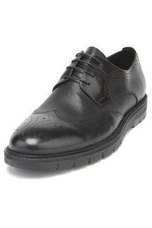Туфли ELROSSO EL'ROSSO. Цвет: черный