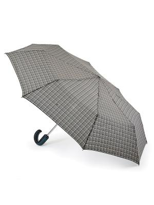Зонт Автомат Fulton. Цвет: серый