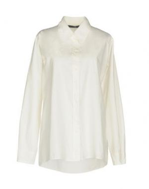 Pубашка RE.SET. Цвет: белый