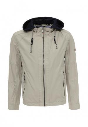 Куртка Time For Future. Цвет: серый
