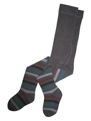 Колготки Master Socks. Цвет: темно-серый
