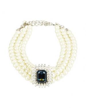 Ожерелье KENNETH JAY LANE. Цвет: слоновая кость