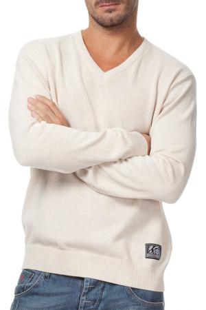 Пуловер THE INDIAN FACE. Цвет: бежевый