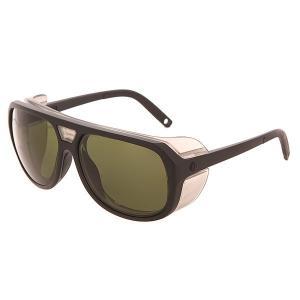 Очки  Stacker Matte Black/Ohm Grey Electric. Цвет: черный,серый