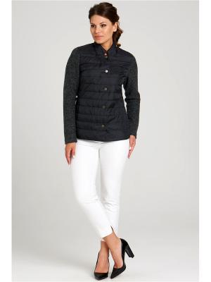 Куртка Modress. Цвет: черный