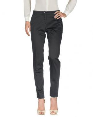 Повседневные брюки TER DE CARACTÈRE. Цвет: черный