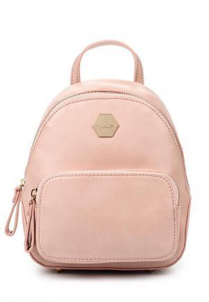 Рюкзак David Jones. Цвет: розовый