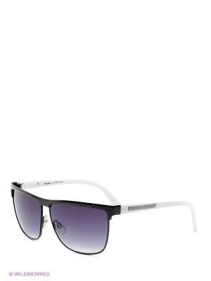 Солнцезащитные очки MS 01-18717 Mario Rossi. Цвет: черный