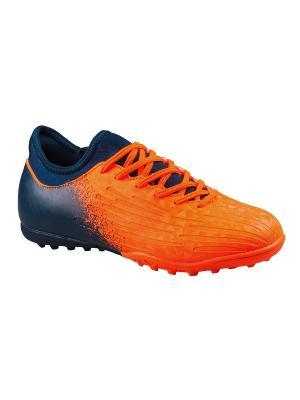 Кроссовки BiKi. Цвет: оранжевый