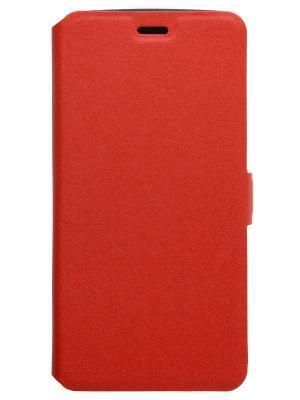 Чехол-книжка для Meizu M5C Prime. Цвет: красный