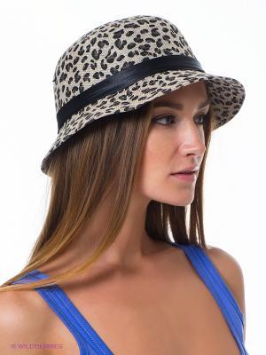 Шляпа Maxval. Цвет: серый, черный