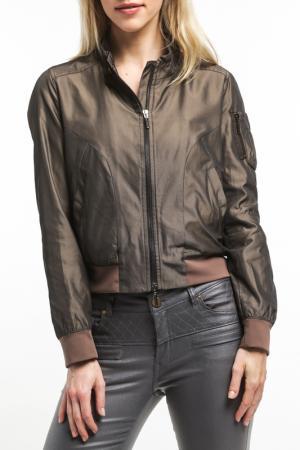 Jacket PAMELA MILANO. Цвет: dark grey