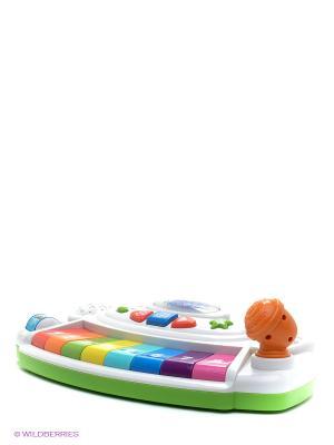 Аналог пианино, серия Music Kidz Keenway. Цвет: белый, оранжевый, розовый, желтый