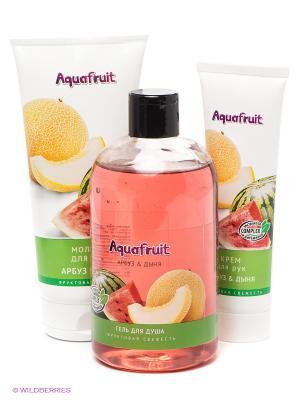 Набор Арбуз & Дыня Aquafruit. Цвет: оранжевый, зеленый, красный