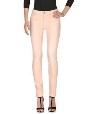 Джинсовые брюки MARC CAIN. Цвет: телесный