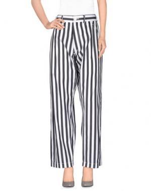Повседневные брюки COMME DES GARÇONS SHIRT. Цвет: черный