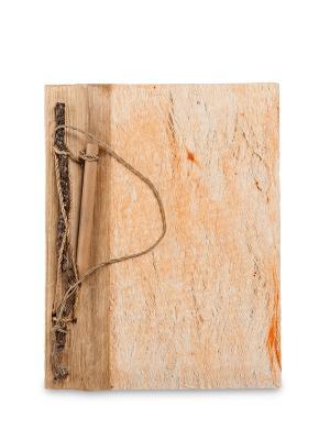 Блокнот Экзотика (о.Бали) ср. Decor & gift. Цвет: бежевый