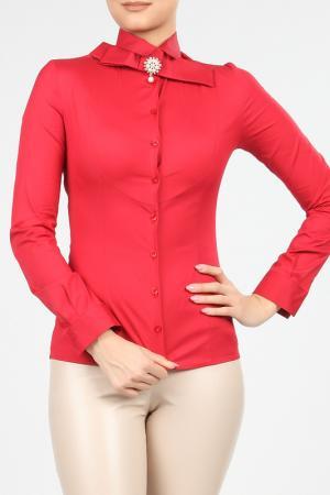 Рубашка Isabel Queen. Цвет: красный