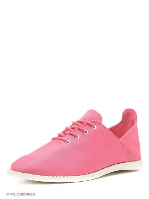 Кеды Nexpero. Цвет: розовый