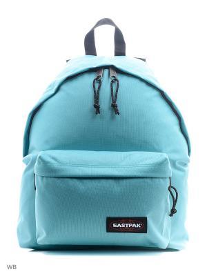 Рюкзак Eastpak. Цвет: бирюзовый