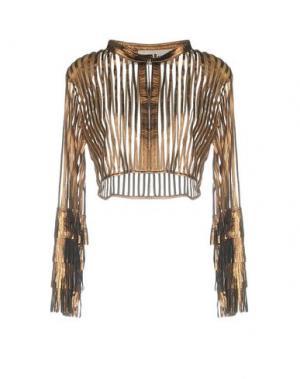 Пиджак CABAN ROMANTIC. Цвет: бронзовый