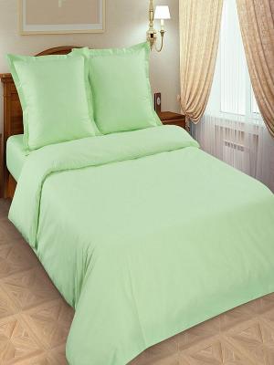 Постельное белье Арт Постель. Цвет: зеленый