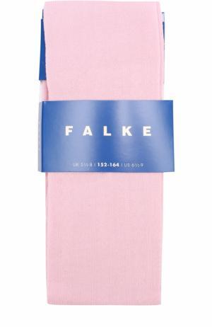 Трикотажные колготки Falke. Цвет: розовый