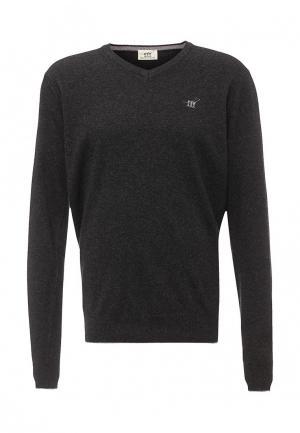 Пуловер Henry Cottons Cotton's. Цвет: серый