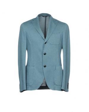 Пиджак SARTORIA LATORRE. Цвет: пастельно-синий