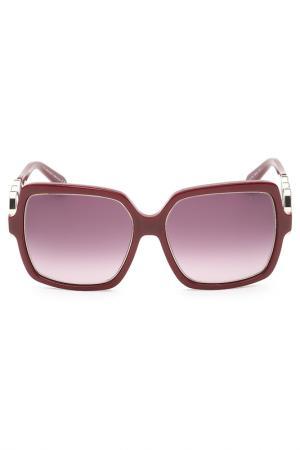 Солнцезащитные очки Emilio Pucci. Цвет: 69t