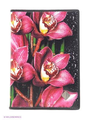 Обложка Flioraj. Цвет: розовый, черный