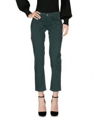 Повседневные брюки ATELIER FIXDESIGN. Цвет: зеленый