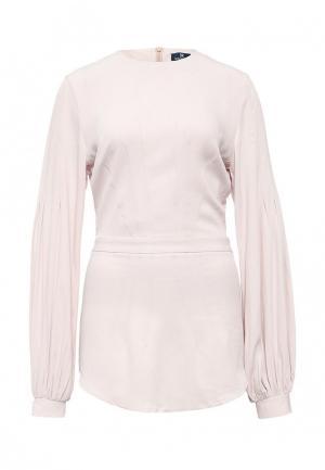 Блуза Bella Kareema. Цвет: розовый