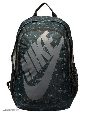 Рюкзак NIKE HAYWARD FUTURA 2.0 - PRIN. Цвет: зеленый