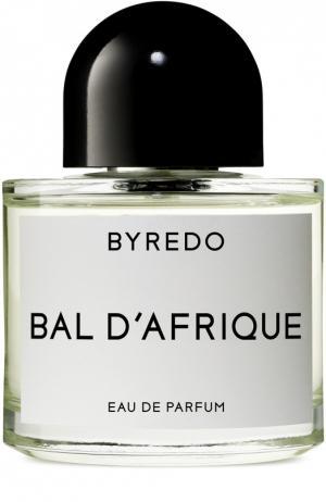 Парфюмерная вода Bal D` Afrique Byredo. Цвет: бесцветный