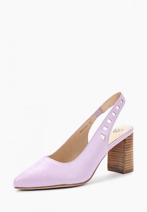 Туфли Balex. Цвет: фиолетовый