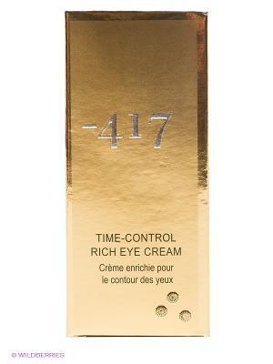 Крем для кожи вокруг глаз Gold Diamond  Minus 417. Цвет: светло-коричневый