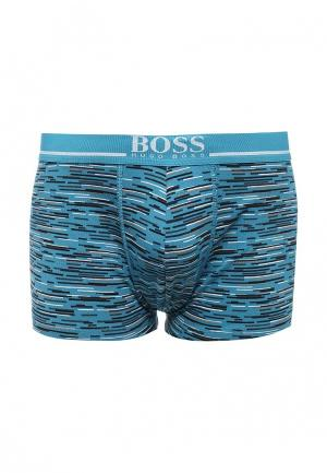 Трусы Boss Hugo. Цвет: синий