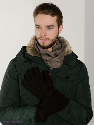 Перчатки Szom-Hor. Цвет: темно-коричневый