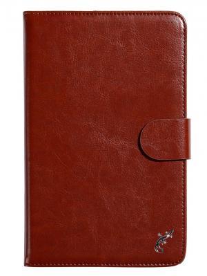 Универсальный чехол G-Case Business для 7 дюймов. Цвет: коричневый