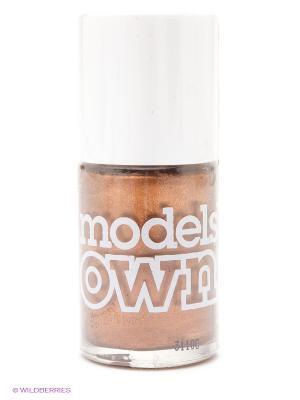 Лак для ногтей 14 мл, Shimmer, Bronze Rage Models Own. Цвет: бронзовый